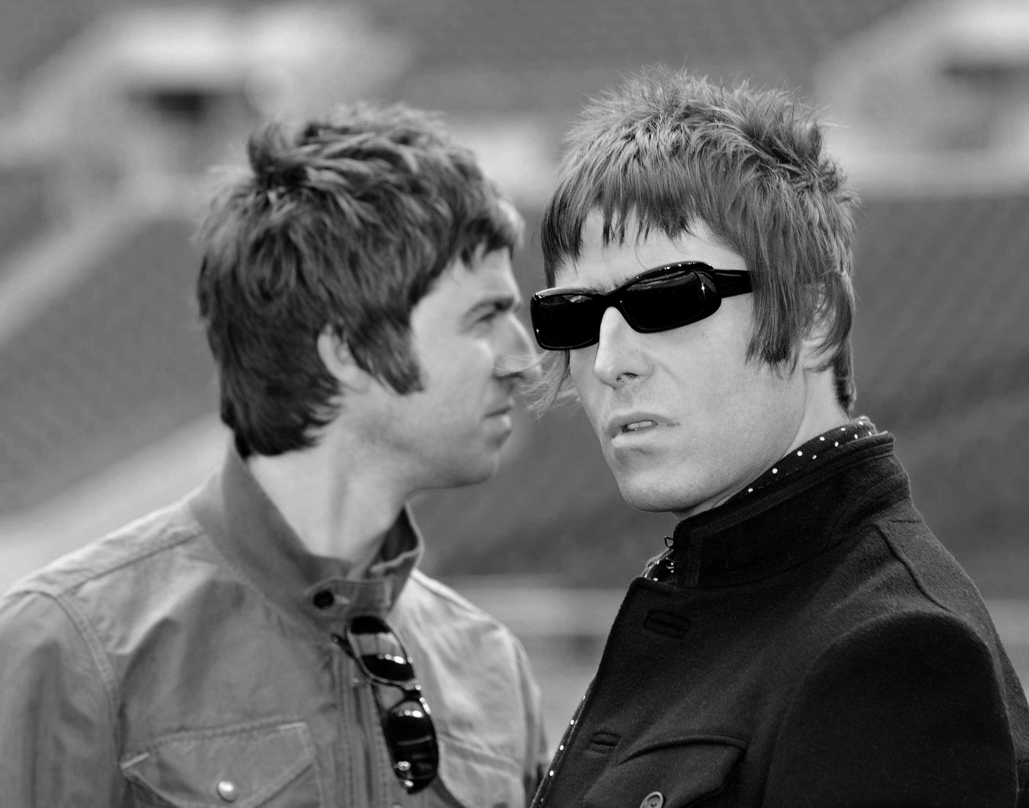 Oasis Photocall – London